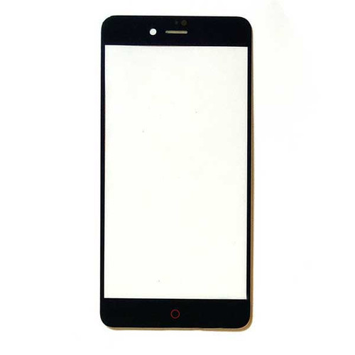 Front Glass for ZTE Nubia Z11 mini S NX549J -Black