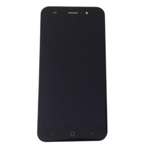 Complete Screen Assembly for ZTE Blade D6 -Black