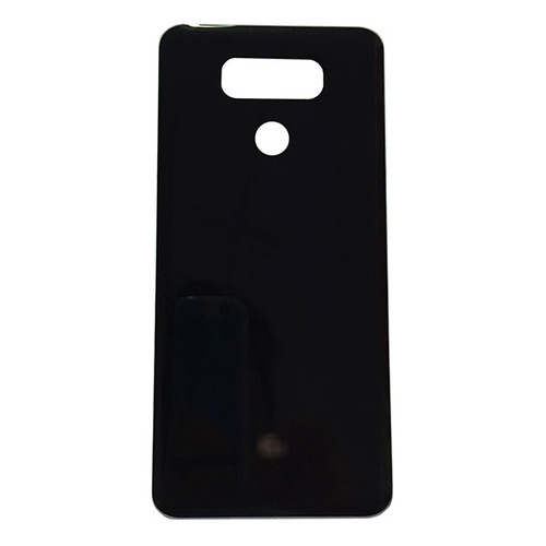 Back Glass Cover for LG G6 - Black
