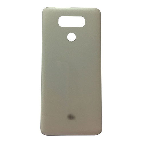 LG G6 white Back Glass Cover from www.parts4repair.com