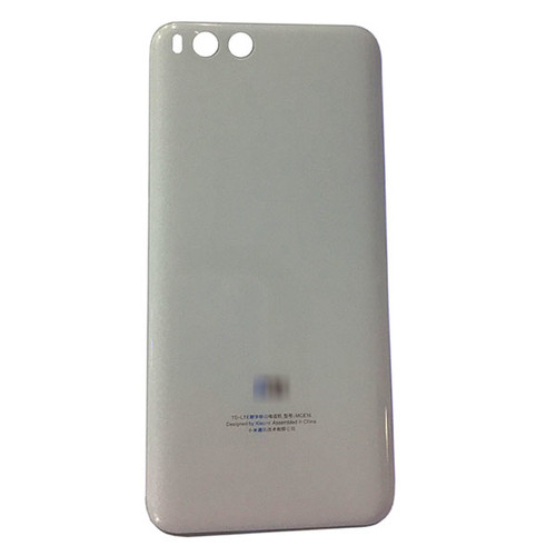 Xiaomi Mi 6 Back Glass Cover from www.parts4repair.com