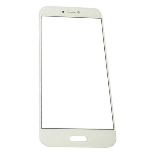 Front Glass for Xiaomi Mi 5C - White