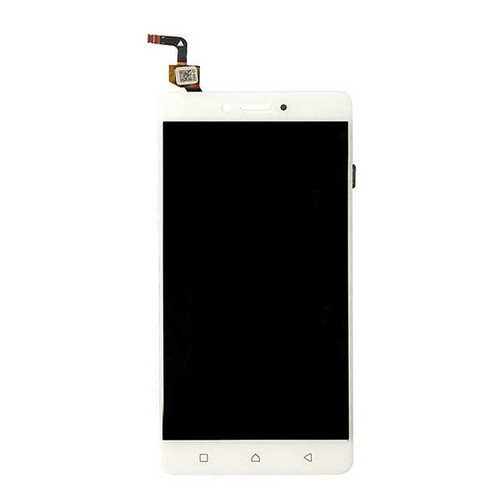 Complete Screen Assembly for Lenovo K6 Note - White