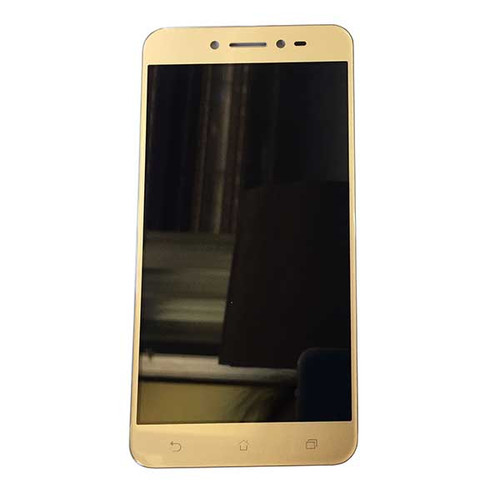 Complete Screen Assembly for Asus Zenfone Live ZB501KL -Gold