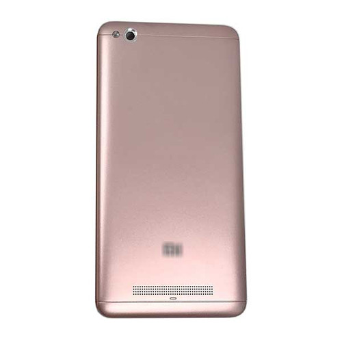 Back Housing Cover with SIM Tray for Xiaomi Redmi 4A -Rose Gold