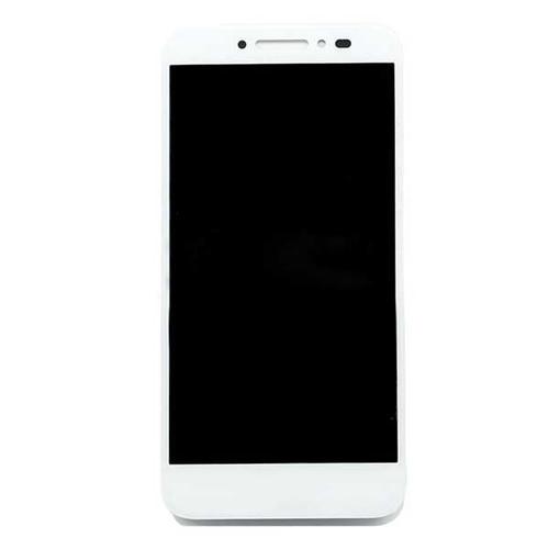 Complete Screen Assembly for Alcatel Shine Lite OT5080 -White