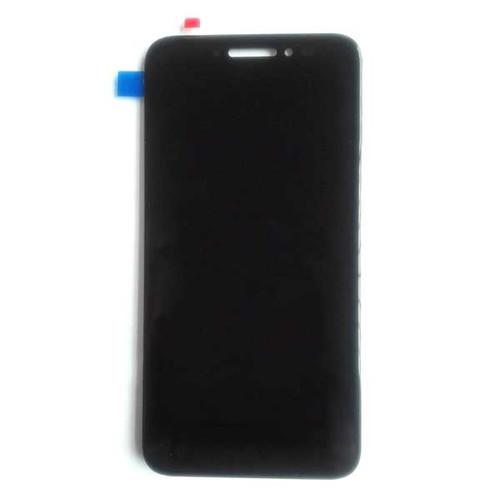 Complete Screen Assembly for Alcatel Shine Lite OT5080 -Black