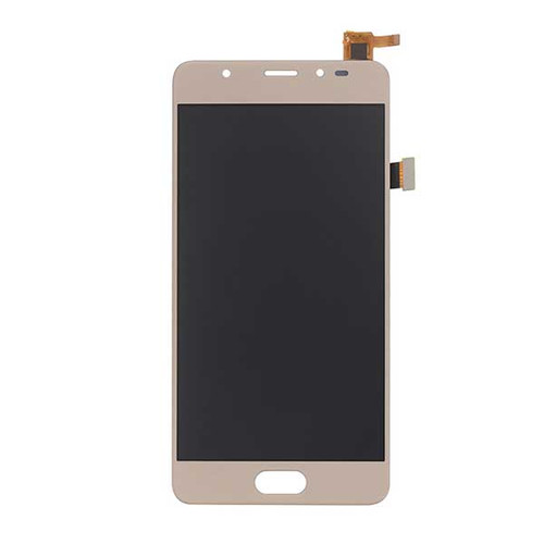 Complete Screen Assembly for Wiko U Feel Prime -Gold