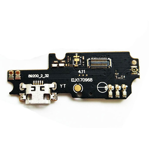 Dock Charging PCB Board for Asus Zenfone 3 Max ZC553KL from www.parts4repair.com
