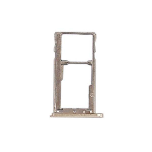 SIM Tray for Meizu M5s -Gold