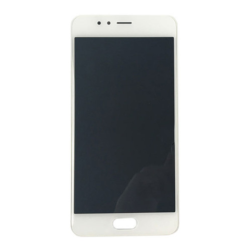Complete Screen Assembly with Bezel for Meizu M5s -White