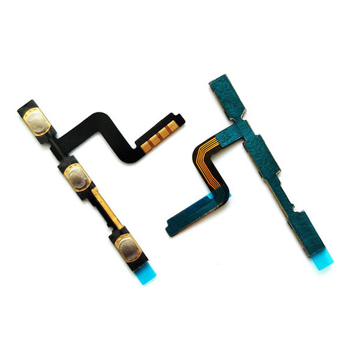 Side Key Flex Cable for Xiaomi Redmi 4 Prime from www.parts4repair.com