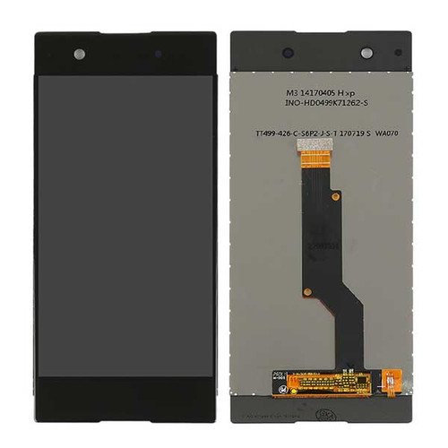 Complete Screen Assembly for Sony Xperia XA1 -Black