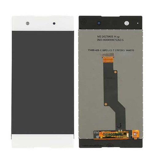 Complete Screen Assembly for Sony Xperia XA1 -White