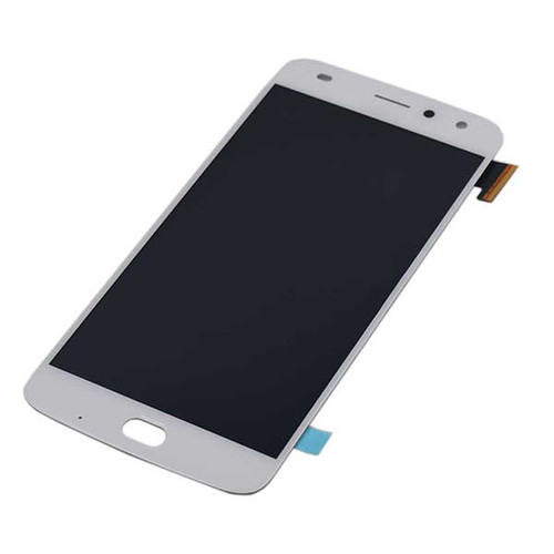 Complete Screen Assembly for Motorola Moto Z2 Play from www.parts4repair.com
