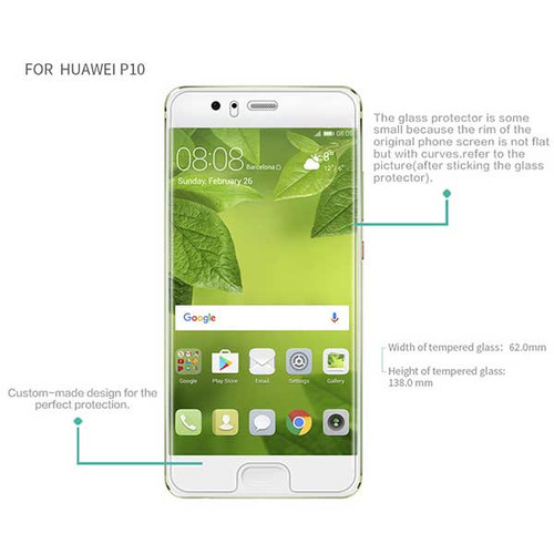 Tempered Glass Film for Huawei P10