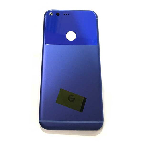 Back Housing Cover with Side Keys for Google Pixel XL -Blue
