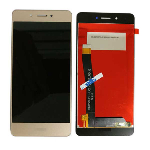 Complete Screen Assembly with Tools for Huawei Enjoy 6s -Gold