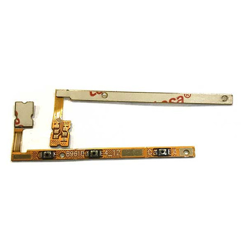Side Key Flex Cable for Motorola Moto G5S Plus from www.parts4repair.com