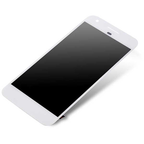 Complete Screen Assembly for HTC Google Pixel -White
