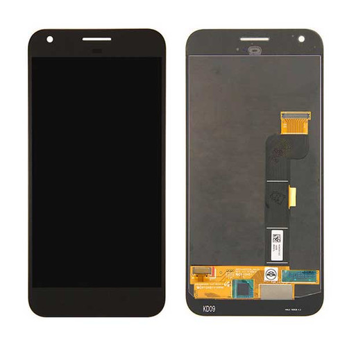 Complete Screen Assembly for HTC Google Pixel XL -Black