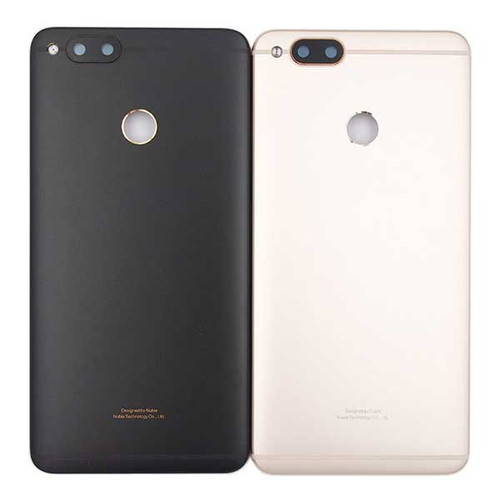 Back Housing Cover with Side Keys for ZTE Nubia Z17 mini NX569J -Gold