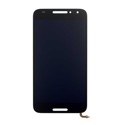 Complete Screen Assembly for Alcatel A3 5046 -Black