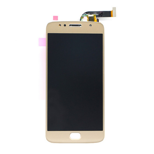 Complete Screen Assembly with Tools for Motorola Moto G5s -Gold