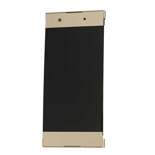 Complete Screen Assembly with Bezel for Sony Xperia XA1 Single SIM -Gold