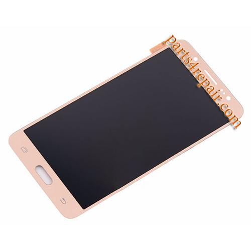 Complete Screen Assembly for Samsung Galaxy J5 (2016) All Versions (Refurbished) -Pink