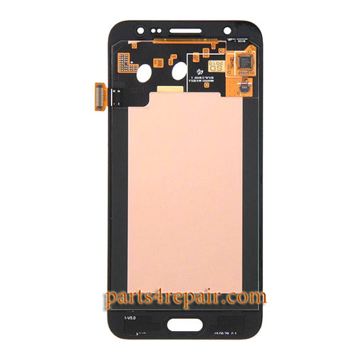 Complete Screen Assembly for Samsung Galaxy J5 All Versions (Refurbished) -Black