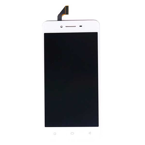 Complete Screen Assembly for Oppo A37 -White