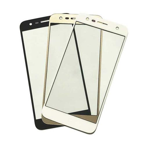 Front Glass for LG X Power 2 X500 M320 / K10 Power -Gold