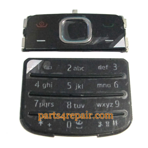 Nokia 6700 Keypad Keyboard Replacement
