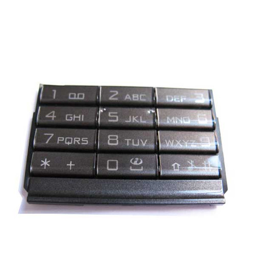 Nokia 8800 Arte Carbon Keypad Keyboard Replacement