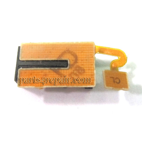 Nokia C7 Earphone Jack Connector Port With Flex Cable
