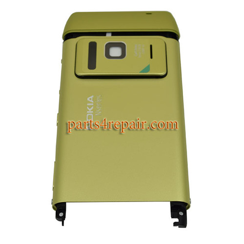 Nokia N8 Battery Cover Green