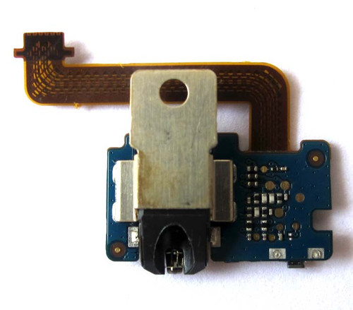 HTC Flyer Earphone Jack Flex Cable from www.parts4repair.com