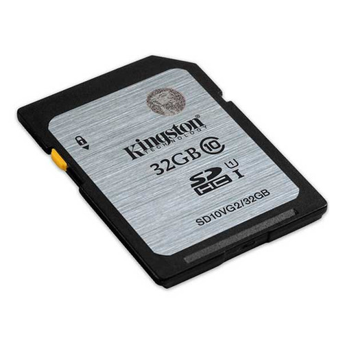 Kingston 32GB SDHC 80MB/S UHS-I Flash Card