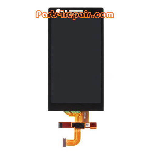 Sony Xperia P Complete Screen Assembly from www.parts4repair.com