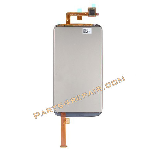 Complete Screen Assembly for HTC Sensation