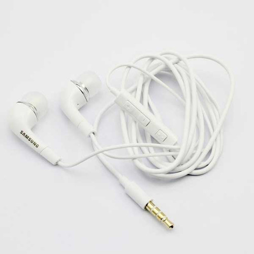 Samsung I9100 Galaxy S II Headset Earphone -White from www.parts4repair.com