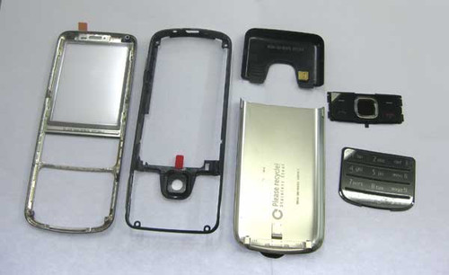 Full Housing Cover OEM for Nokia 6700 Classic -Black