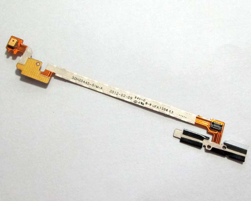 HTC One X Transmitter Flex Cable with Volume Flex Cable OEM