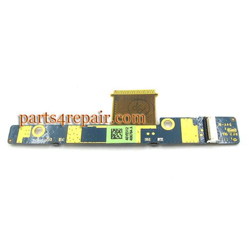 HTC Flyer Volume Flex Cable Ribbon (CDMA Version)