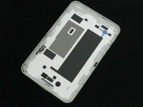 Back Housing Assembly Cover Replacement for Samsung P6200 Galaxy Tab 7.0 Plus -White