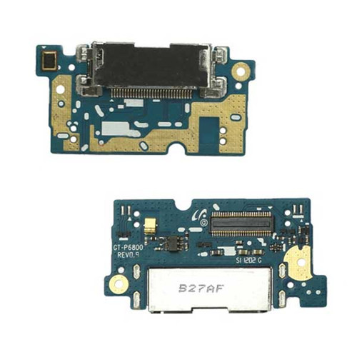 Samsung P6800 Galaxy Tab 7.7 Dock Charging Connector Flex Cable from www.parts4repair.com