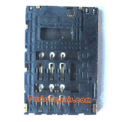SIM Connector Holder for Sony Xperia U ST25I / Huawei U9200