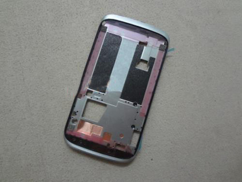 HTC Desire V Front FacePlate Cover -White
