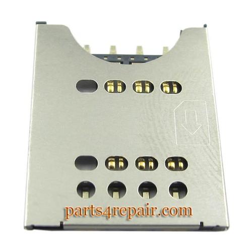 Sony Xperia Sola MT27i Sim Connector from www.parts4repair.com